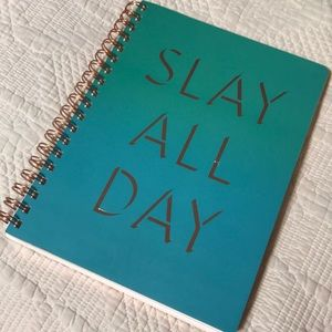 Other - Slay All Day Notebook Spiral